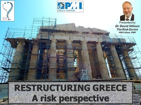 Restructuring Greece: A risk perspective