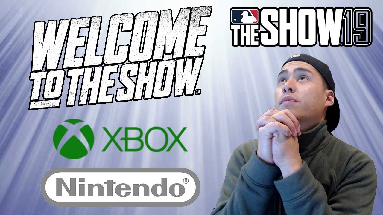 MLB THE SHOW COMING TO XBOX, NINTENDO SWITCH & MORE!!