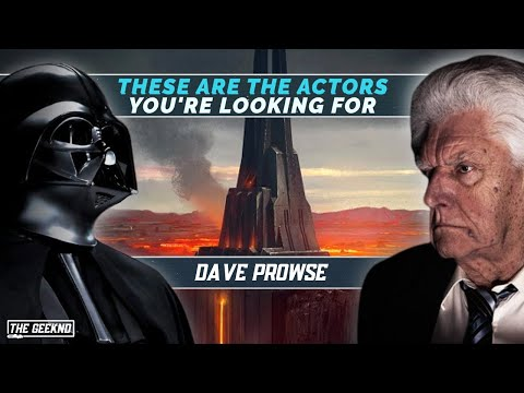 Episode V: The Return of Darth Vader (Dave Prowse on Lucas, force wedgies & his Vader voice!)