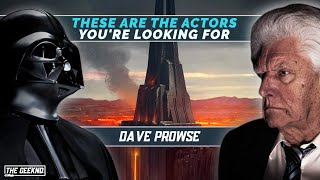 Dave Prowse talks Darth Vader, George Lucas & performs his own Vader voice!