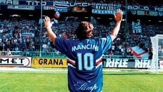 Top Ten Gol - Roberto Mancini