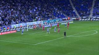 La Liga | RCD Espanyol - Sevilla FC (2-2) | J15 | Resumen