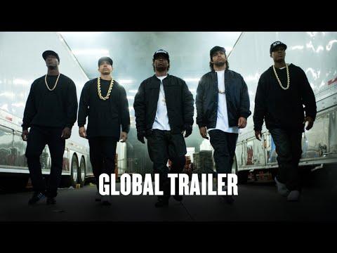 Straight Outta Compton trailers