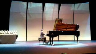 Connor Sung - J. S. Bach Partita #2, Rondeau