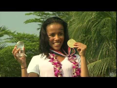 Miss World 2010 - Miss World Sports Woman