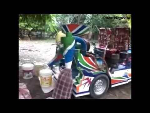 Mesin Giling Padi Mobile Buatan Orang Aceh