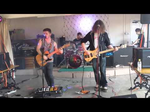 Spitshine Live @ Rushden Music Festival