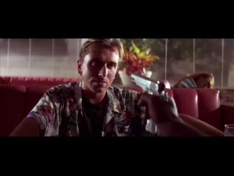 Pulp Fiction HD (1994) - final scene part 2 Ezequiel 25:17