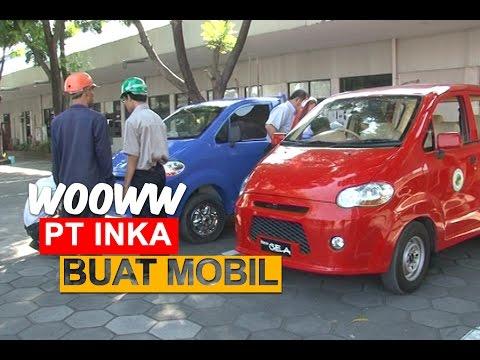 Mobil Buatan Indonesia #INKA