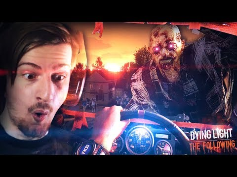 THIS IS AMAZING! || Dying Light: The Following (Part 1)