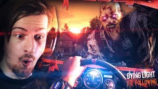 tHIS IS AMAZING!  Dying Light: The Following (Part 1)
