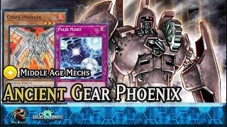 Ancient Gear - Cyber Phoenix! | Yu-gi-oh! Duel Links