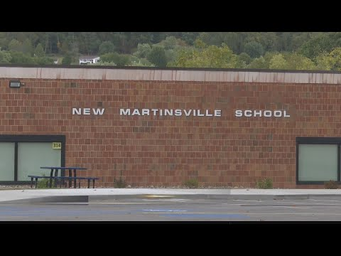 New Martinsville School employee tests positive for COVID-19