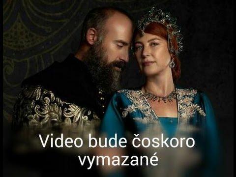 Sultán - 134. diel - Hürrem umiera v Süleymanovom náručí - SK titulky