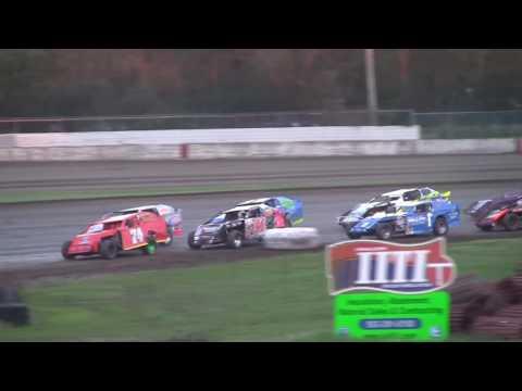 Aaron Hitt Davenport Speedway Solo Shot 071516