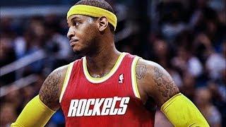 Carmelo To The Rockets? Thunder Want Him Gone! 2018 NBA Free Agency