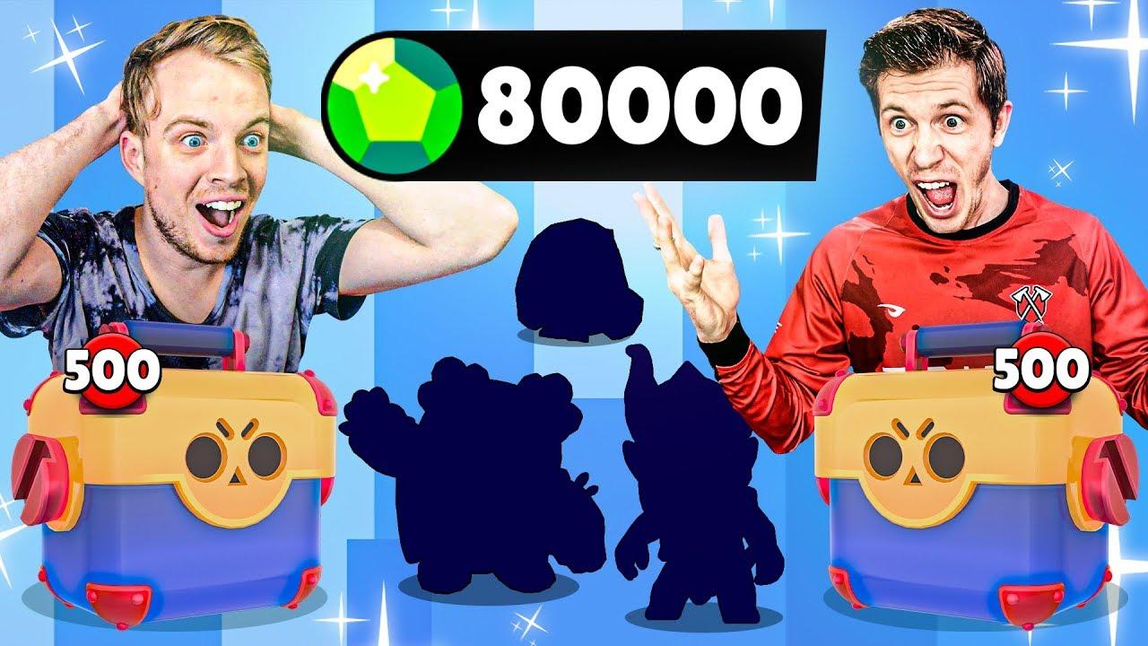 Download 1000x MEGA BOX OPENING BATTLE! $4000 MAXING ACCOUNTS in BRAWL STARS!