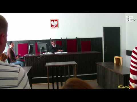płk Mariusz Lewinski vs sędzia Marek Wala - 1/2 (07.09.12)