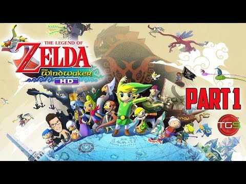 The Legend of Zelda: The Windwaker - Part 1 - Outset Island