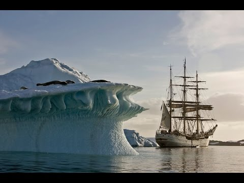 Antarctica expeditions with the bark EUROPA