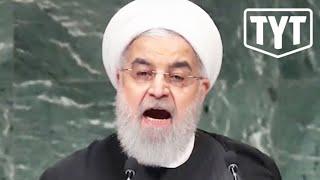 Iran Responds To Trump's Attack