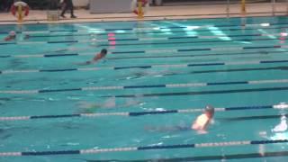 Publication Date: 2016-11-27 | Video Title: 港島西區校際水運會2016~男子甲組50米胸泳