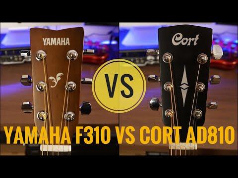 Yamaha F310 vs