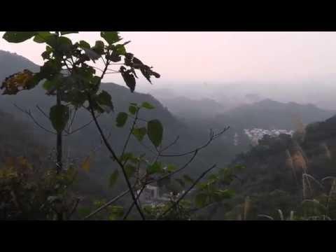 Dajian mountain & Xiufeng waterfall