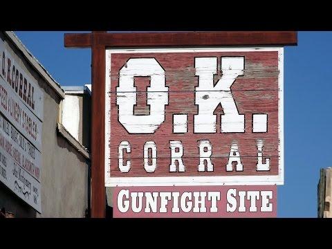 OK Corral: Tucson Airport to Tombstone, Arizona 2015-05-19