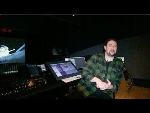 Studio Talks London   Warner Bros. De Lane Lea   Alyn Sclosa