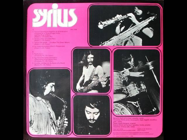Syrius - I've Been This Down Before