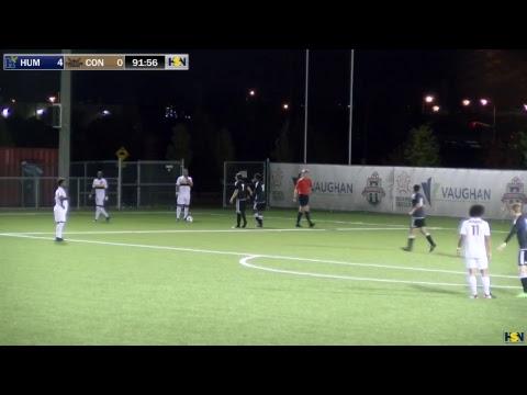 OCAA Men's Soccer - Humber vs Conestoga