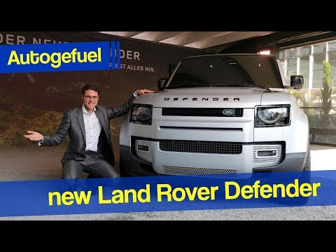 Rebirth of an icon? 2020 Land Rover Defender first REVIEW 90 vs 110 comparison
