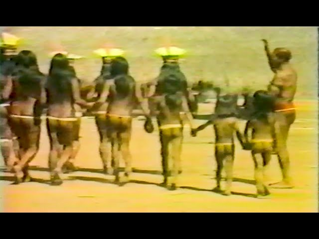 BRAZIL INDIANS From the XINGU RESERVATION