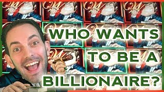 💰 Who wants to be a Billionaire? ✦ WON 230X My Bet!! ✦ SPINNING 🎡 SATURDAYS