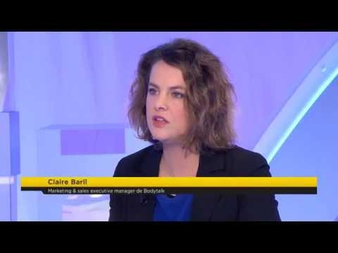 Interview de Claire BARIL (Bodytalk) par Alain Marty / BUSINESS 365