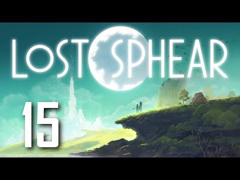 Let's Play Lost Sphear #15: The Ship Graveyard