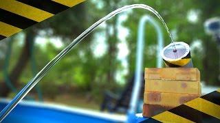 Créer un Jet d'eau Parfait ! - Écoulement Laminaire thumbnail