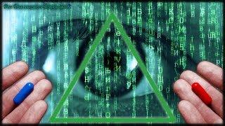 Blick hinter die Matrix - Robert Stein - RE-UP weil von YouTube gesperrt