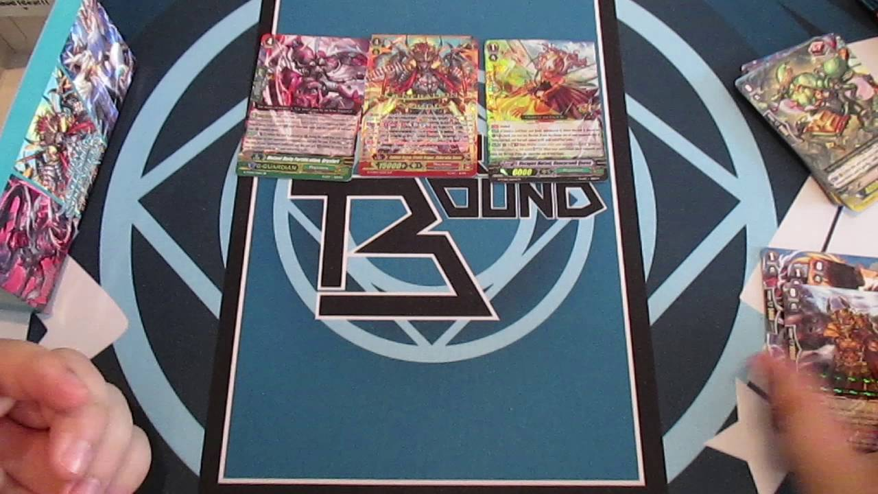 BEST Cardfight! Vanguard: The Genius Strategy Technical Booster Box Opening!