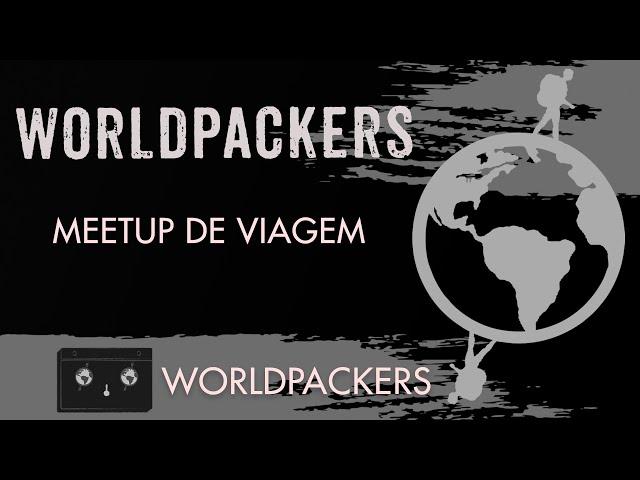 Meetup de Viagem 1 - Worldpackers Brasil