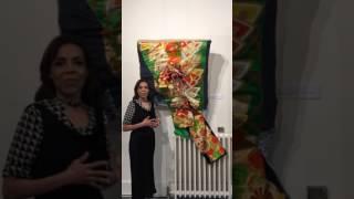 Interactive Huggable Artwork In Multi Sensory Exhibition
