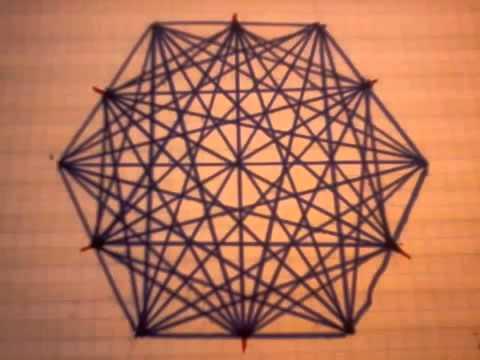 Manualidades para decorar su casa con formas geometricas - Manualidades en casa ...