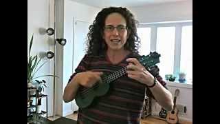 Sunday Sunny Mill Valley Groove Day - Doug Sahm, The Sir Douglas Quintet (ukulele cover)