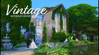 Sims 4  |  Wedding Venue Series  |  Sir Landgraab Manor