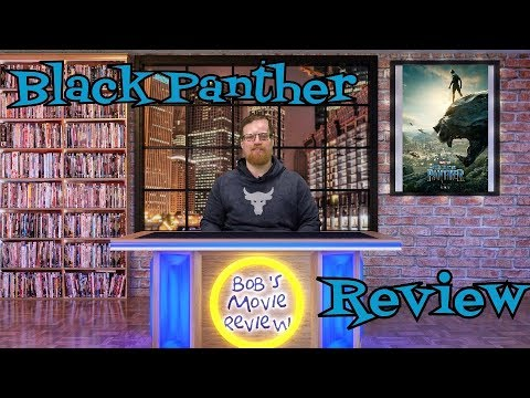 Black Panther Review (2018) - Action , Adventure , Sci-Fi