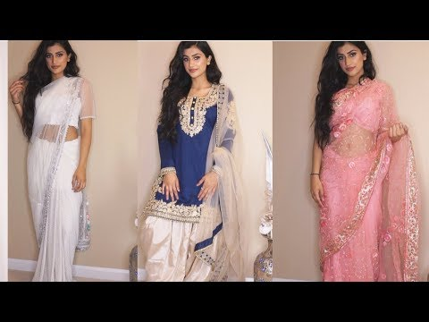 BUYING HEAVY INDIAN PARTY WEAR ONLINE: LASHKARAA