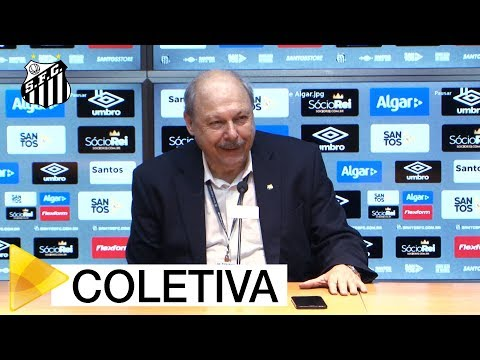 José Carlos Peres | COLETIVA | (19/04/18)