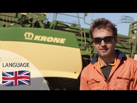 Australia: BiG Pack 1290 HDP II Convinces In Dry Hay