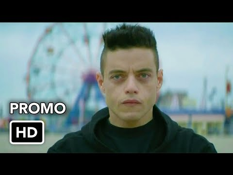 Download Youtube: Mr. Robot 3x08 Promo